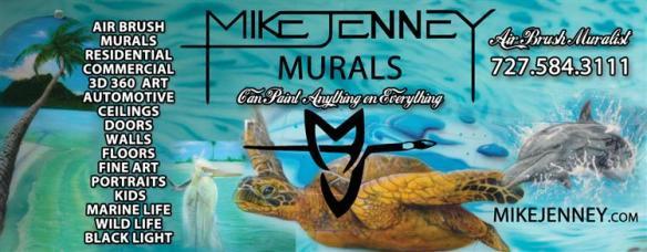 Mike Jenney Logo