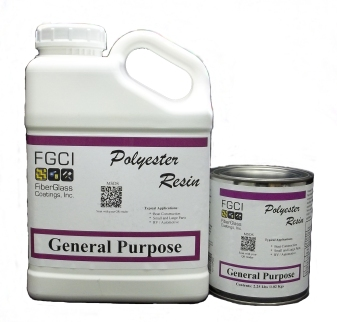 Polyester-GP-Resin-Kit