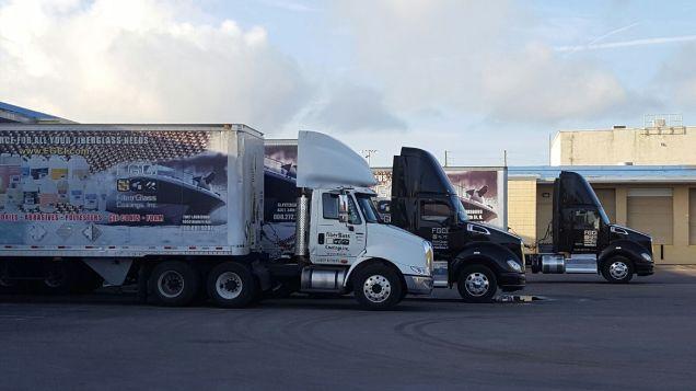 trucks stp