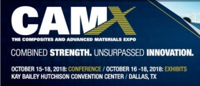 CAMX Dallas 2018